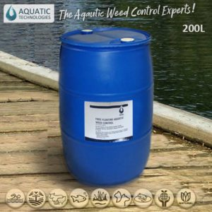 azolla-weed-control-free floating weed control-200L-australia