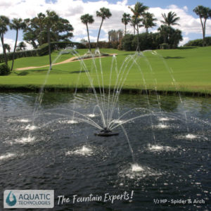 lake-aeration-fountain-spider-arch-australia