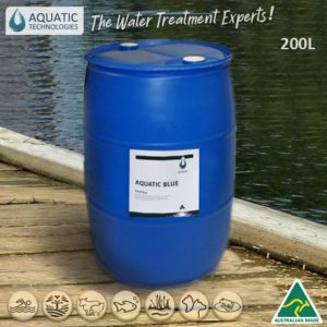 lake-dye-reservoir-aquatic-blue-200L-australia