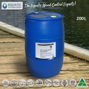 Free Floating Weed Control 20L