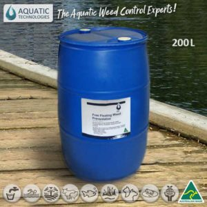 Free Floating Weed Preventative 200L