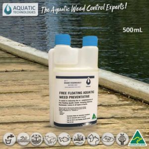 Free Floating Weed Preventative 500mL