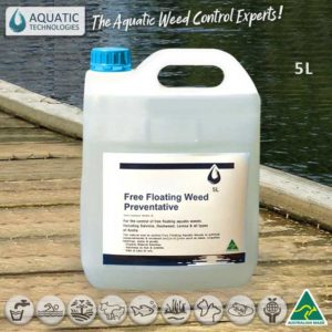 Free Floating Weed Preventative 5L