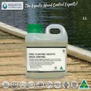 Free Floating Weed Control 1L